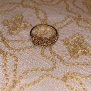 Stella & Dot Brier Sparkle Ring